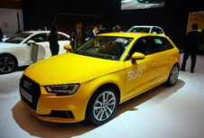 "Hatchback Audi Bermesin ""Kecil Cabe Rawit"""