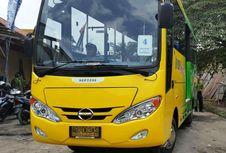 Bus Hino Bakal Lebih Sering Antar Warga Yogya