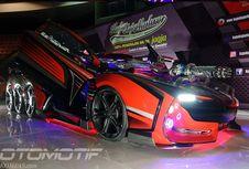 Yaris 'Hybrid' 8 Roda Rajanya Black Auto Battle 2017