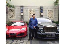 Deretan Mobil Mewah Ketua DPR Bambang Soesatyo