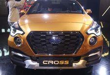 Lebih Agresif, Ini Detail Eksterior Datsun Cross