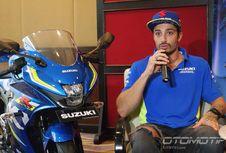 Andrea Iannone Percaya Diri dengan Masa Depannya di MotoGP
