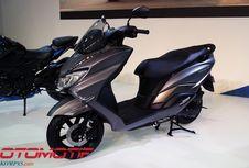 Enam Fakta Suzuki Burgman 125 di India
