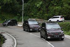 Suasana Kabin Wuling Cortez Sambil Keliling Jawa Tengah