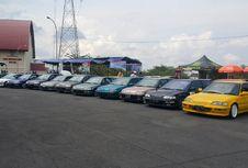 Kumpul Akbar Tahunan, Komunitas Honda Nouva Masih Eksis