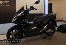 Data Teknis Honda PCX Hybrid