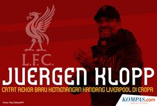 INFOGRAFIK: Rekor Juergen Klopp bersama Liverpool di Anfield..