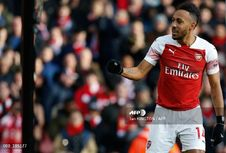 Aubameyang Ingin Jadi Legenda Arsenal