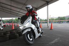 Kencan Singkat dengan Honda PCX Listrik