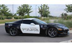 """Corvette """"Coptimus Prime"""" Milik Polisi Texas"""