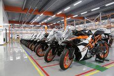 Pabrik KTM di Indonesia Baru Beroperasi 2019