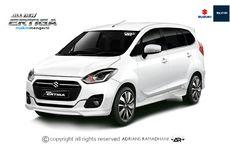 Bocoran, Suzuki Ertiga Pasti Berubah Total