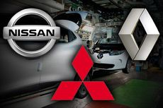 Aliansi Nissan Kalahkan Volkswagen dan Toyota Semester I/2018