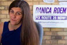 Danica Roem, Akankah Jadi Transgender Pertama di Kursi Parlemen AS?