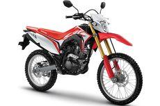Honda Cukup Puas dengan Penjualan CRF150