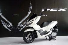 Honda PCX 150 Beda Konsep dengan Yamaha NMAX