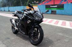 Inden Kawasaki Ninja 250 Terbaru Masih Sedikit