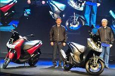 Yamaha Indonesia Kenalkan Adik NMAX, Lexi 125