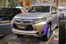Mitsubishi Berharap pada Varian Baru Pajero Sport