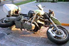 Mesin Melintang Boxer BMW Lindungi Kaki Biker