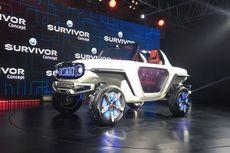 Mobil Listrik Pertama Suzuki Lahir di Tanah Bollywood