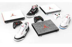 Edisi Spesial Xbox One X Terinspirasi Legenda Air Jordan 3, Mau?