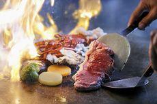 Musim Semi di Jepang, Saatnya Makan Teppanyaki...