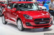 Suzuki Luncurkan Swift dengan Mesin Lebih Kecil