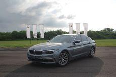 Merasakan Pilihan Logis BMW Seri 5: 520i