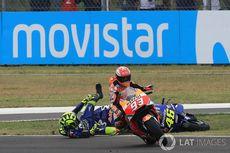 Bos Honda Bicara soal Penolakan Permintaan Maaf Marquez kepada Rossi