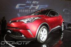 Toyota C-HR Resmi Meluncur, Bukan Hibrida
