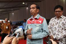 Apresiasi Jokowi buat Ekspor Komponen Otomotif