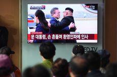 Tiba di Pyongyang, Presiden Korsel Disambut Pelukan Kim Jong Un