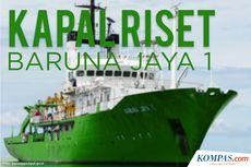 Kapal Riset Baruna Jaya I Milik BPPT Hampir Terbakar