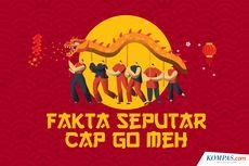 INFOGRAFIK: Fakta Seputar Perayaan Cap Go Meh di Indonesia...