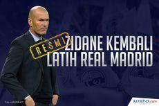 Bek Barcelona Sangat Terkejut Zidane Kembali ke Real Madrid