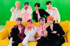 BTS Pecahkan 3 Rekor Guinness World Records lewat Boy with Luv