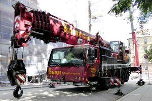 Dicuri di Jerman Tiga Bulan Lalu, Mobil 'Crane' 48 Ton Ditemukan di Mesir