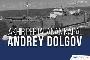 Detik-detik Penangkapan Andrey Dolgov yang 10 Tahun Merampok Ikan Dunia oleh TNI AL