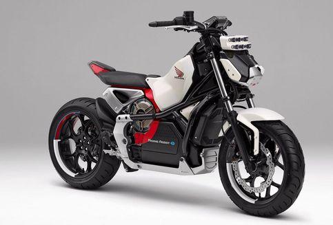"""Satu Lagi """"Motor Anti-Jatuh"""" dari Honda"""