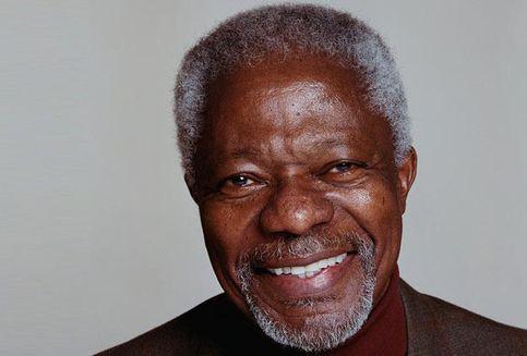Mantan Sekjen PBB Kofi Annan Meninggal di Usia 80 Tahun