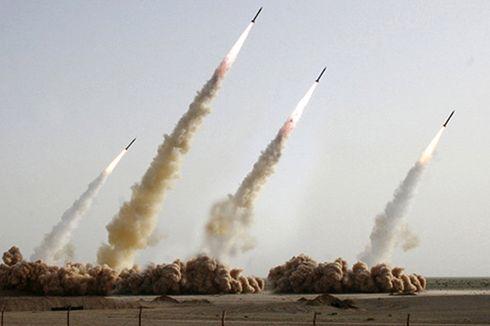 Iran Tambah Rp 7 Triliun di Program Rudal,