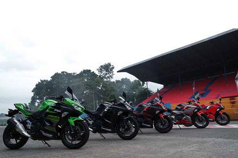 Generasi Baru Ninja 250 Mulai Diproduksi di Indonesia