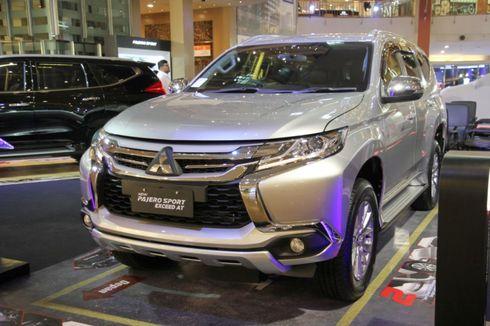 """Pameran """"Mini"""" Mitsubishi Sampai di Kota Medan"""