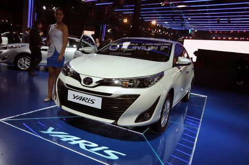 Kata Toyota Soal Pajak Sedan Mau Diturunkan