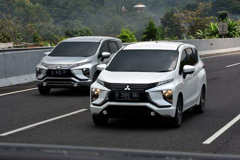 Xpander Masih di Puncak, Avanza Turun 40 Persen Januari-April 2018