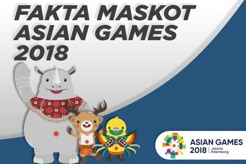 Masyarakat Bisa Lihat Obor Asian Games 2018 di Keraton Ngayogyakarta