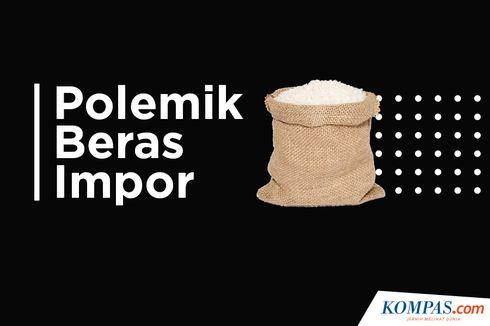 INFOGRAFIK: Budi Waseso dan Polemik Impor Beras...