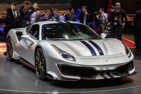 Pencuri Gagal Bawa Kabur Mobil Ferrari karena Tak Tahu Cara Mengemudikannya
