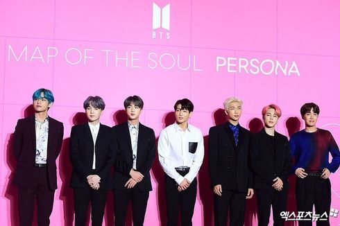 Album BTS Map of the Soul: Persona Catat Rekor Dunia Guinness